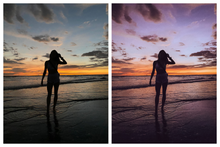 Load image into Gallery viewer, MOBILE LIGHTROOM PRESET PACK