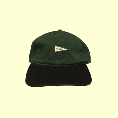 Flag Cap (Forest/Black)