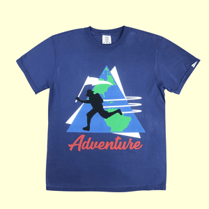 Big Adventure Shirt (Washed Navy)