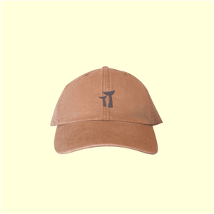 Dayton Dad Cap (Burnt Orange)