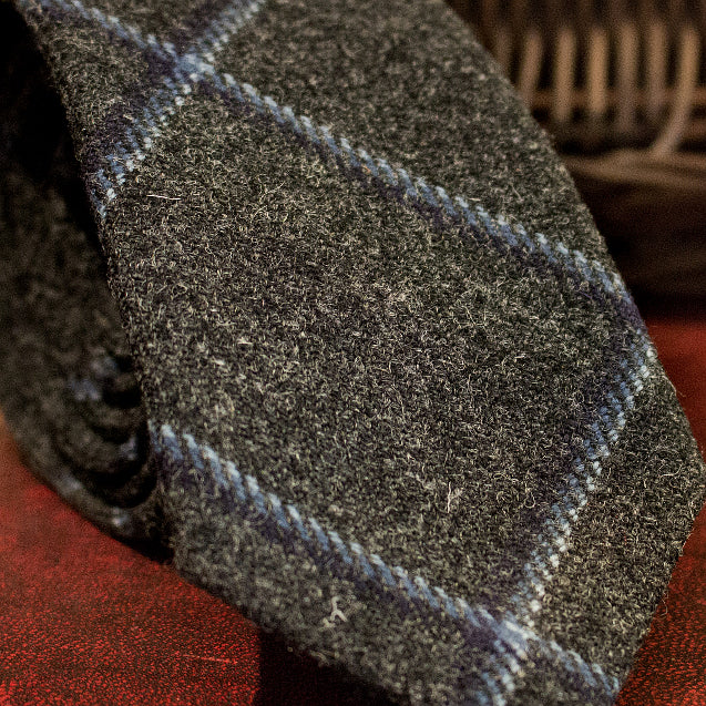 MEN'S BRITISH TWEED TIES