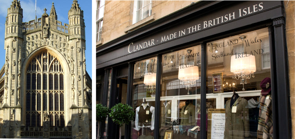 ce04b0367 We were on a search … to find the perfect shop in our home town of Bath.  The search began in 2010 and over the next 2 years we viewed many premises,  ...
