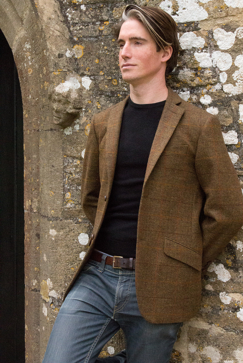 house tweed mens jacket 1