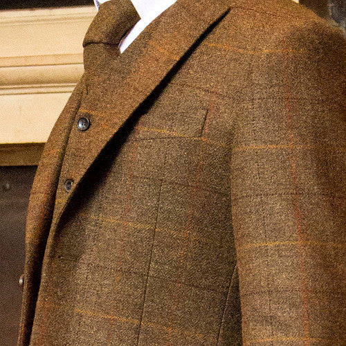 MEN'S BRITISH HOUSE TWEED JACKET