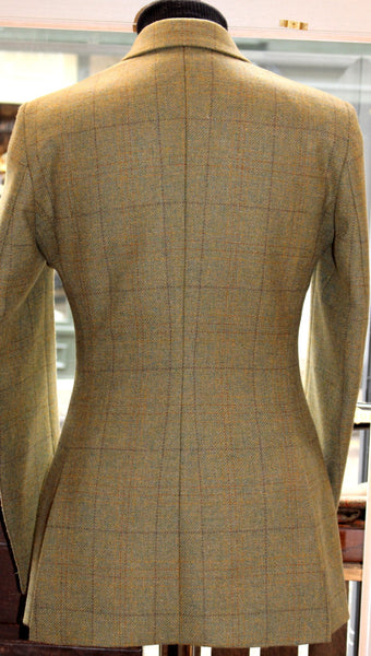 EXCLUSIVE - LADIES BRITISH TWEED JACKET - 3
