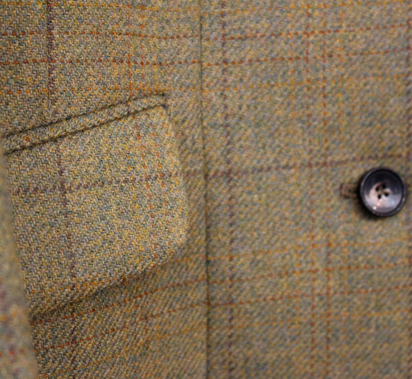 EXCLUSIVE - LADIES BRITISH TWEED JACKET - 5