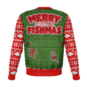 Merry Fishmas To You Sweatshirt