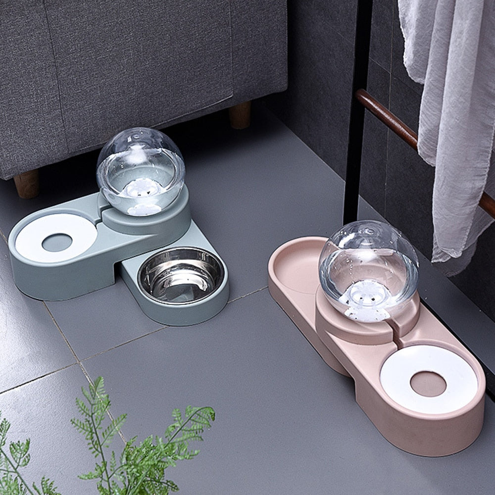 2 in 1 Automatic Pet Bowl