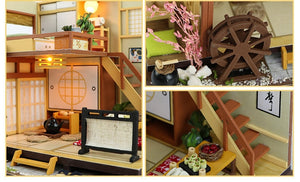 Watermill Doll House