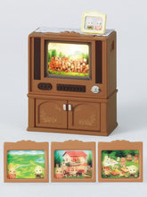 Load image into Gallery viewer, Sylvanian Families Deluxe TV Set