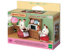 Load image into Gallery viewer, Sylvanian Families Cupboard with Oven