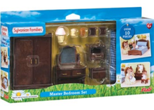 Load image into Gallery viewer, Sylvanian Families Master Bedroom Set