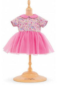 Corolle Pink Sweet Dreams Dress 12""