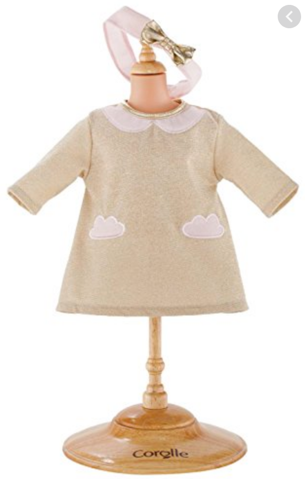Corolle Sparkling Cloud dress 14