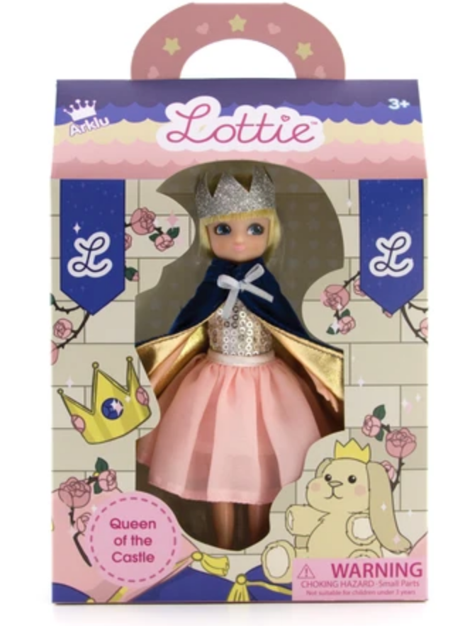 Lottie Queen of The Castle Doll