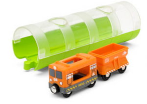 Brio Cargo Train & Tunnel 33891