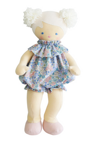 Alimrose Baby Lucy Liberty Blue