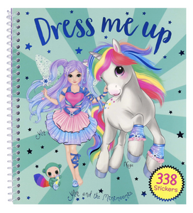 Ylvi & The Minimoomis Dress Me Up 338 Stickers