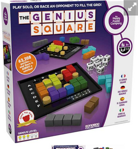 The Genius Square -  The Happy Puzzle Company