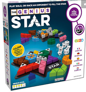 The Genius Star - The Happy Puzzle COmpany