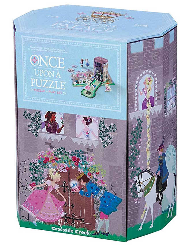 Crocile Creek Once Upon A Time Puzzle 36 Piece