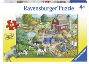 Ravensburger 60 Piece Home on the Range Puzzle