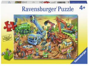Ravensburger 60 Piece the Construction Crew