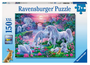 Ravensburger 150 Piece Unicorns at Sunset Puzzle