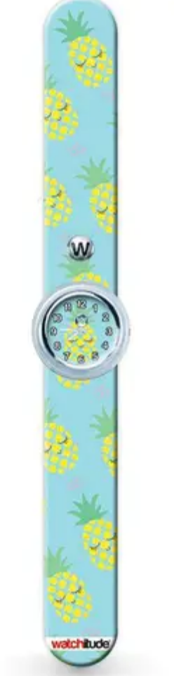 Watchitude Slap Watch Sleeping Pineapple