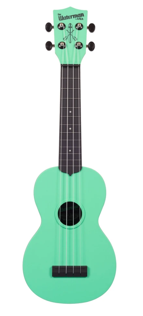 Waterman Ukulele Pale Green