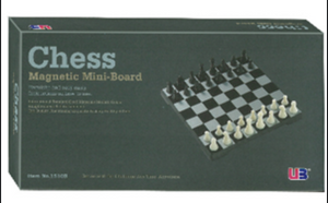 Chess - Magnetic Board
