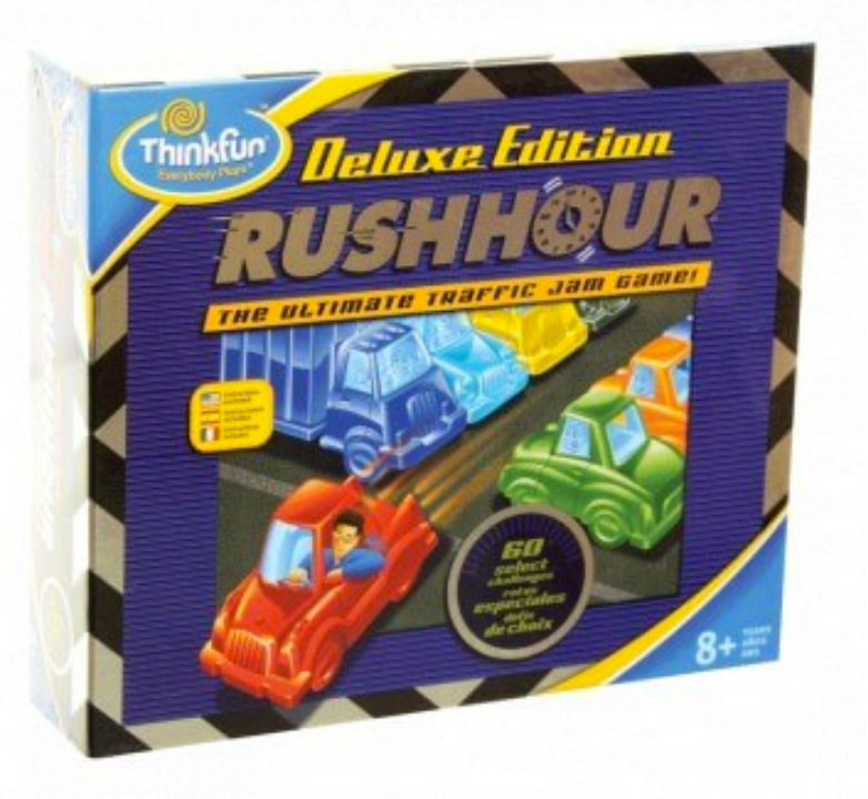Rush Hour Deluxe Edition - Thinkfun