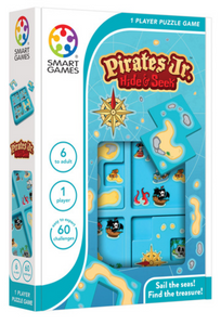 Pirates Hide & Seek Smart Games