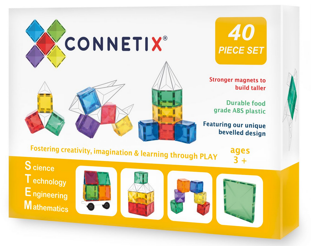 Connetix 40 Piece Set