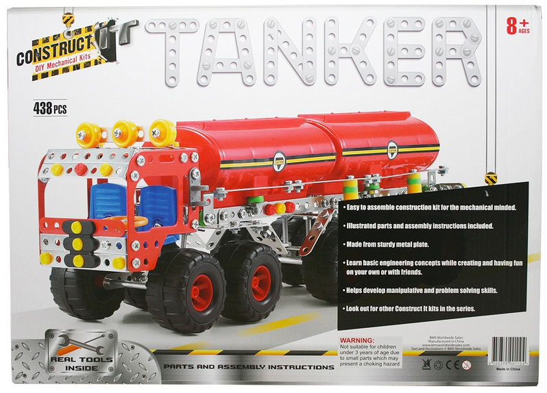Construct It Tanker Truck