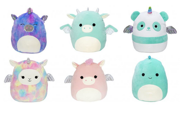 Squishmallows 16