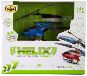 R/C Helix Helicopter