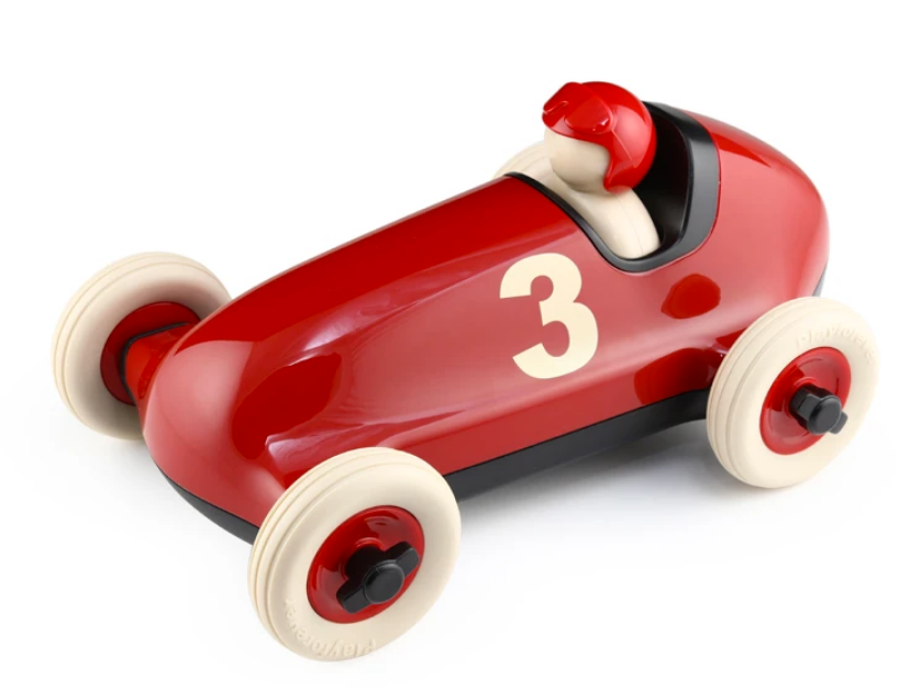 Playforever Bruno Racing Car Red