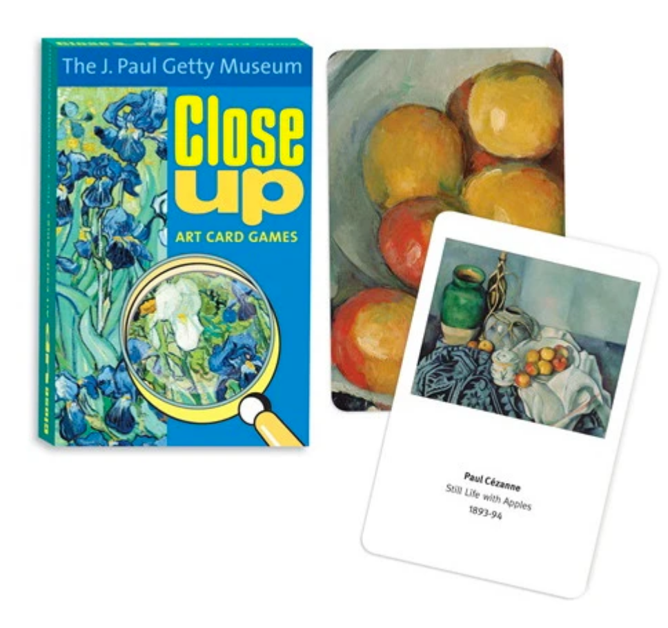 Art Close-Up Card Game