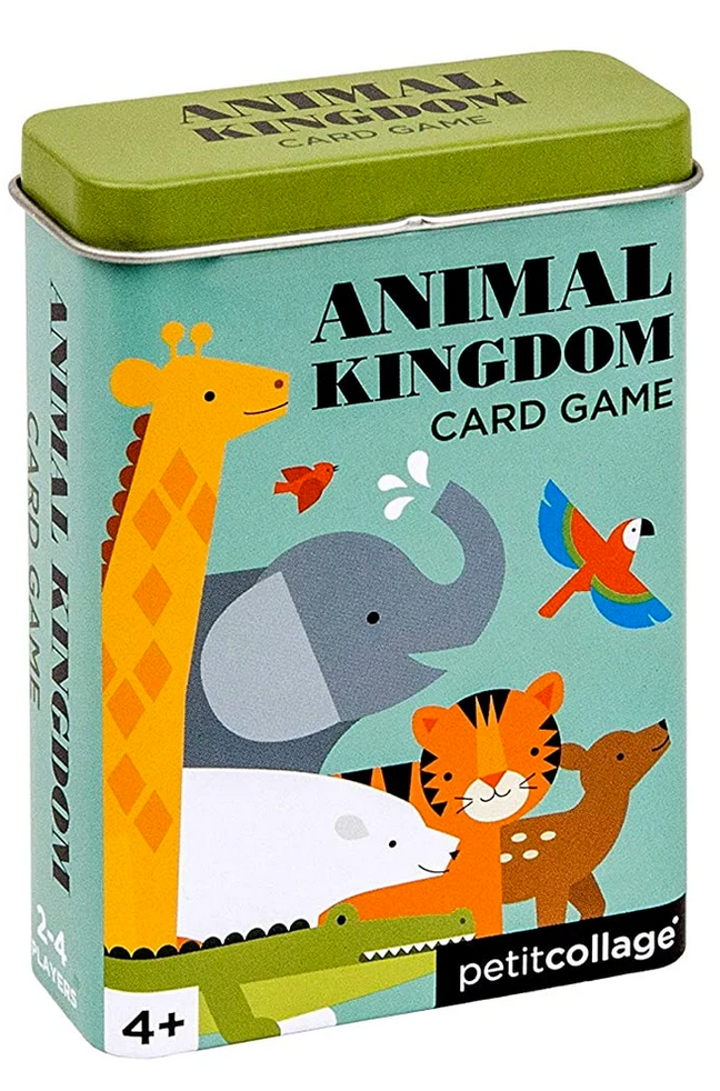 Petite Collage - Animal Kingdom Card Game