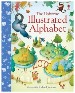 The Usborne Illustrated Alphabet