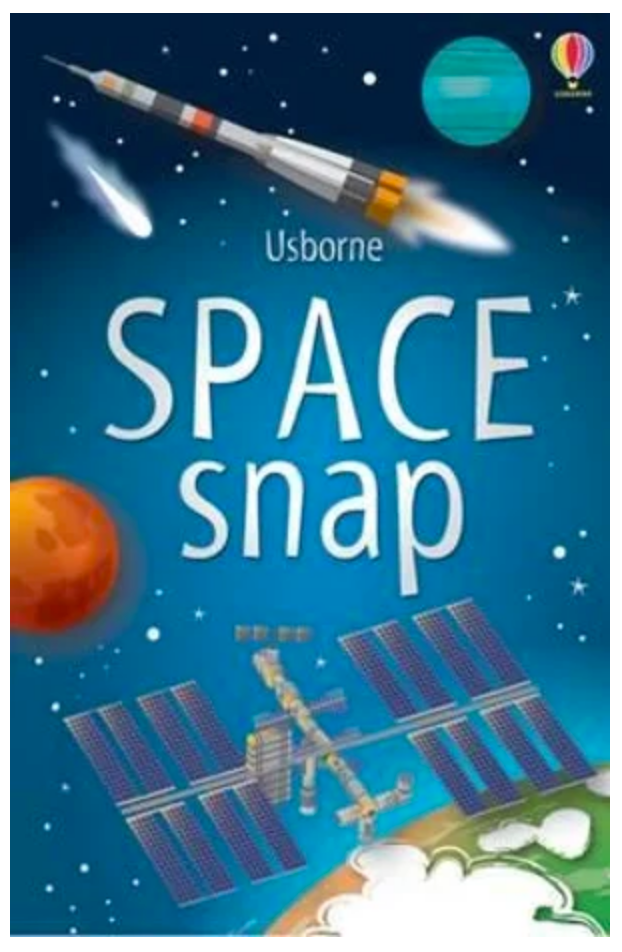 Usborne Space Snap