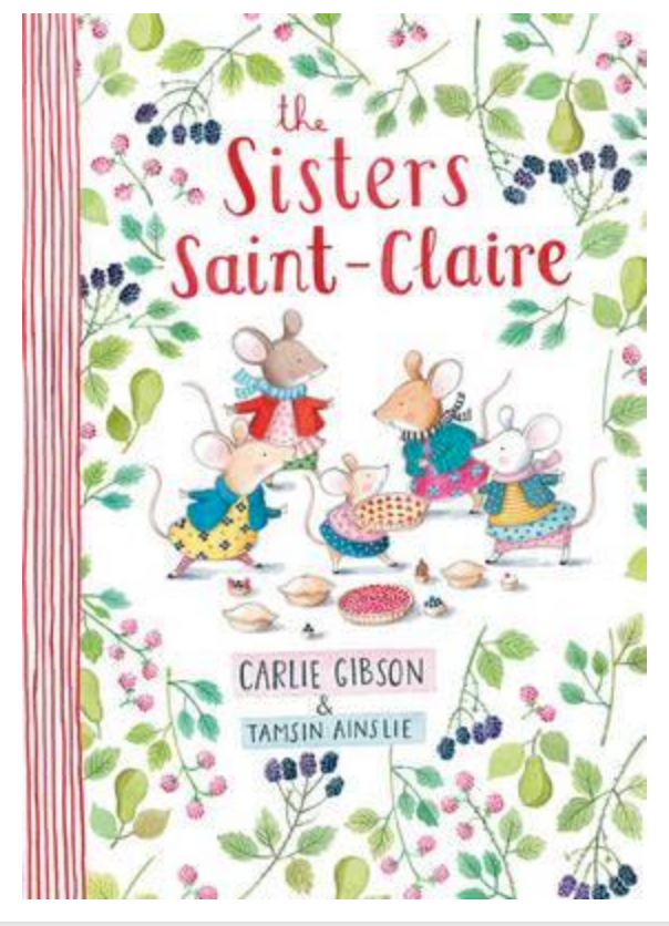 The Sister Saint-Claire - Carlie Gibson