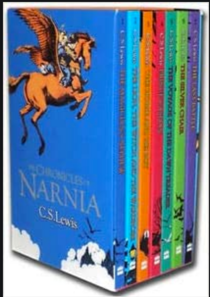 The Chronicles of Narnia - C. S. Lewis - Box Set