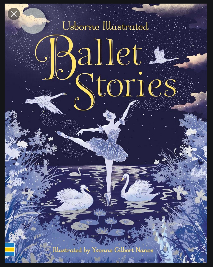 Usborne Illustrated Ballet Stories