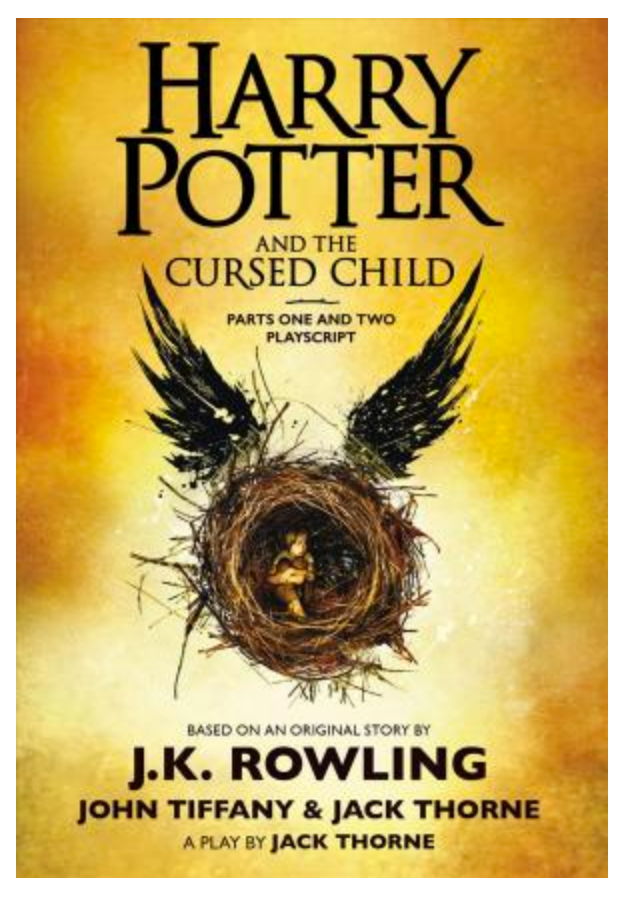 Harry Potter & the Cursed Child - Parts 1 & 2 Playscript - John Tiffany & Jack Thorne
