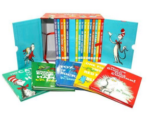 The Wonderful World of Dr Seuss Collection