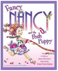 Fancy Nancy & The Posh Puppy - Jane O'Connor & Robin Preiss Glasser
