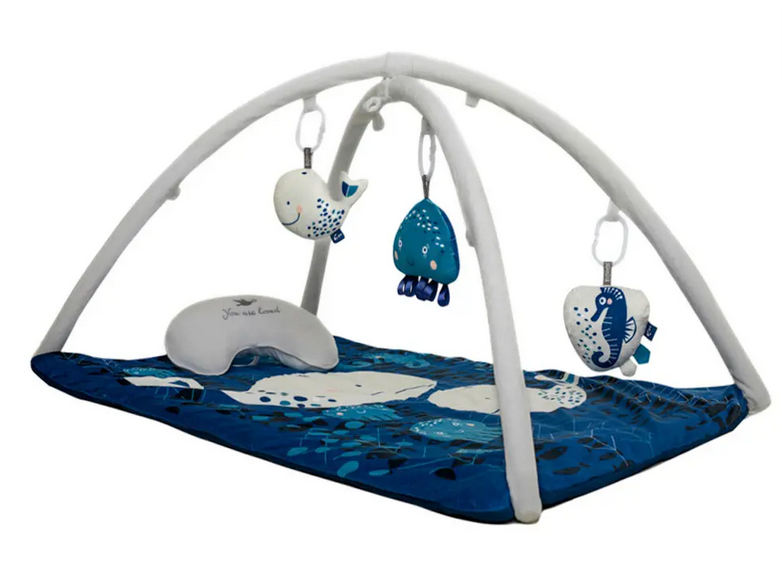 Big Hugs Playmat with Arches - Whale of a Time