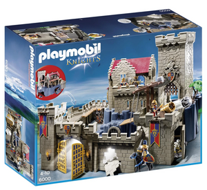 Playmobil Knights Castle 6000